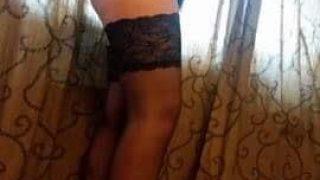 Domnisoara sexy si fierbinte