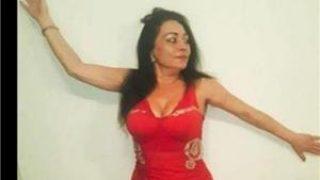 Doamna matura Cristina